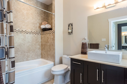 Ensuite at 1408 Crystal Creek Drive, Anmore, Port Moody