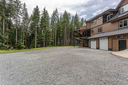 Tons of Parking!! at 1408 Crystal Creek Drive, Anmore, Port Moody