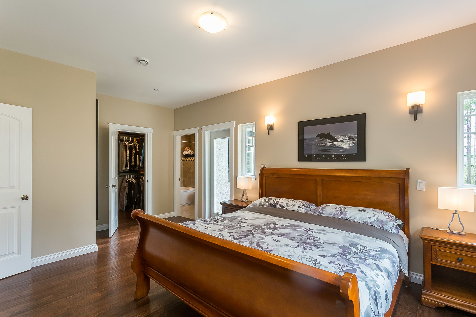 Spare BR at 1408 Crystal Creek Drive, Anmore, Port Moody