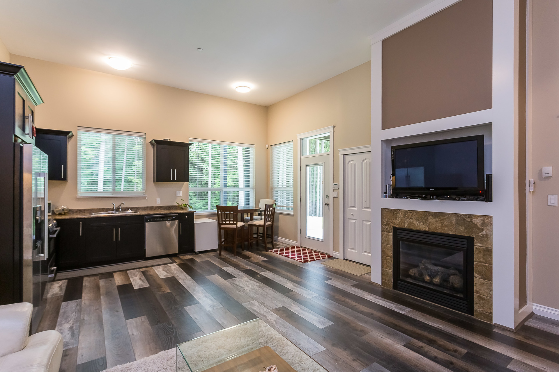 Suite 2-2 BR at 1408 Crystal Creek Drive, Anmore, Port Moody