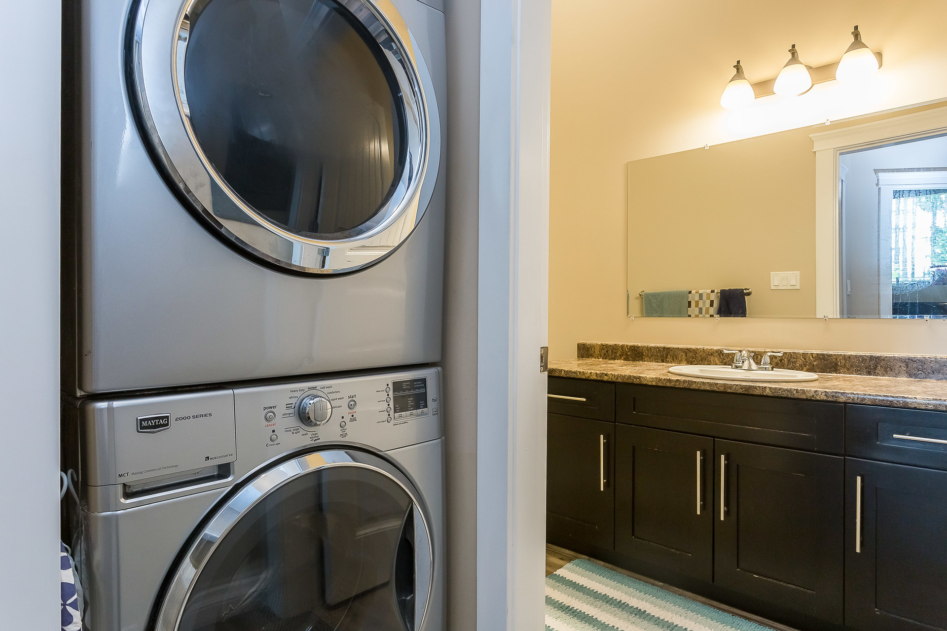 Suite 2 Laundry at 1408 Crystal Creek Drive, Anmore, Port Moody