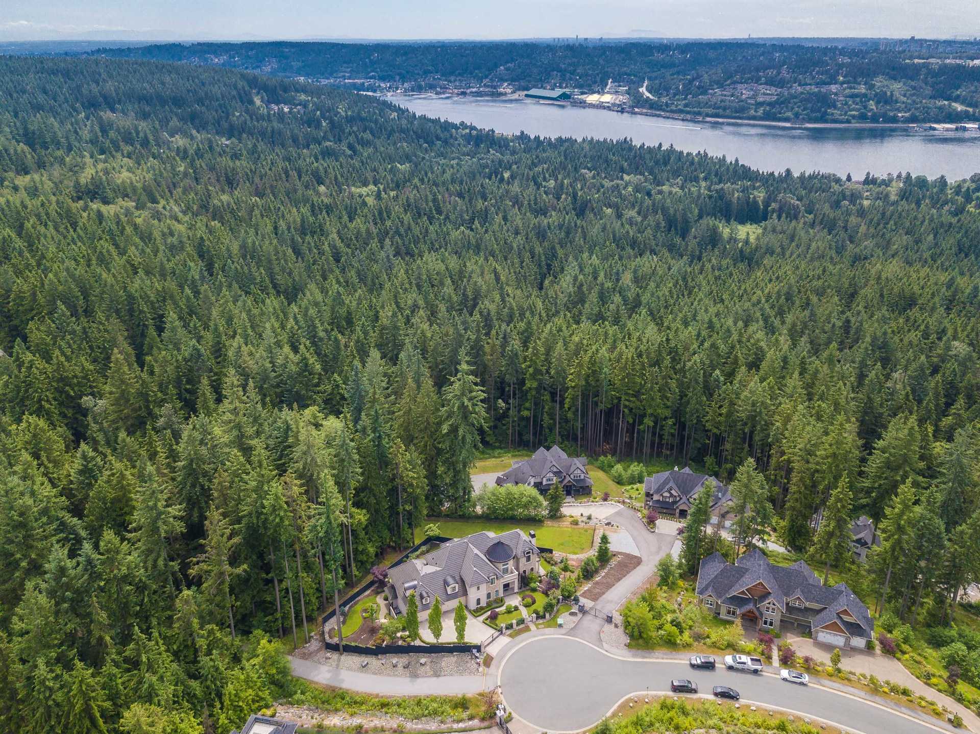 Close to Inlet at 1408 Crystal Creek Drive, Anmore, Port Moody