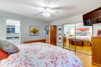 master-bed at 630 Sydney Avenue, Coquitlam West, Coquitlam