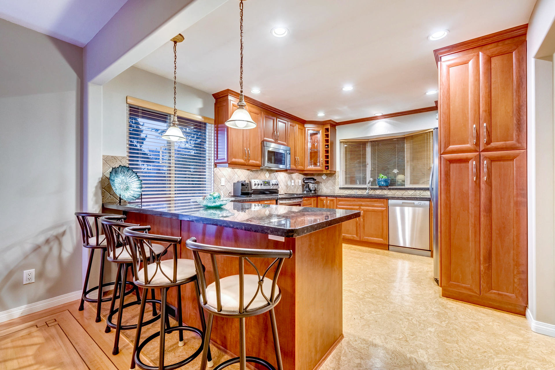 kitchen at 630 Sydney Avenue, Coquitlam West, Coquitlam