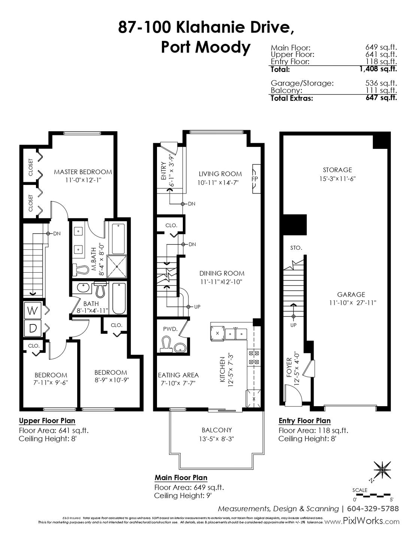 floorplan-jpeg-landscape at 87 - 100 Klahanie Drive, Port Moody Centre, Port Moody