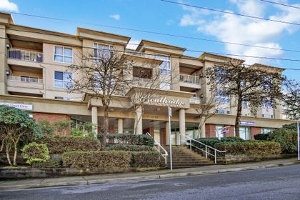 1 at 303 - 22230 North Avenue, West Central, Maple Ridge