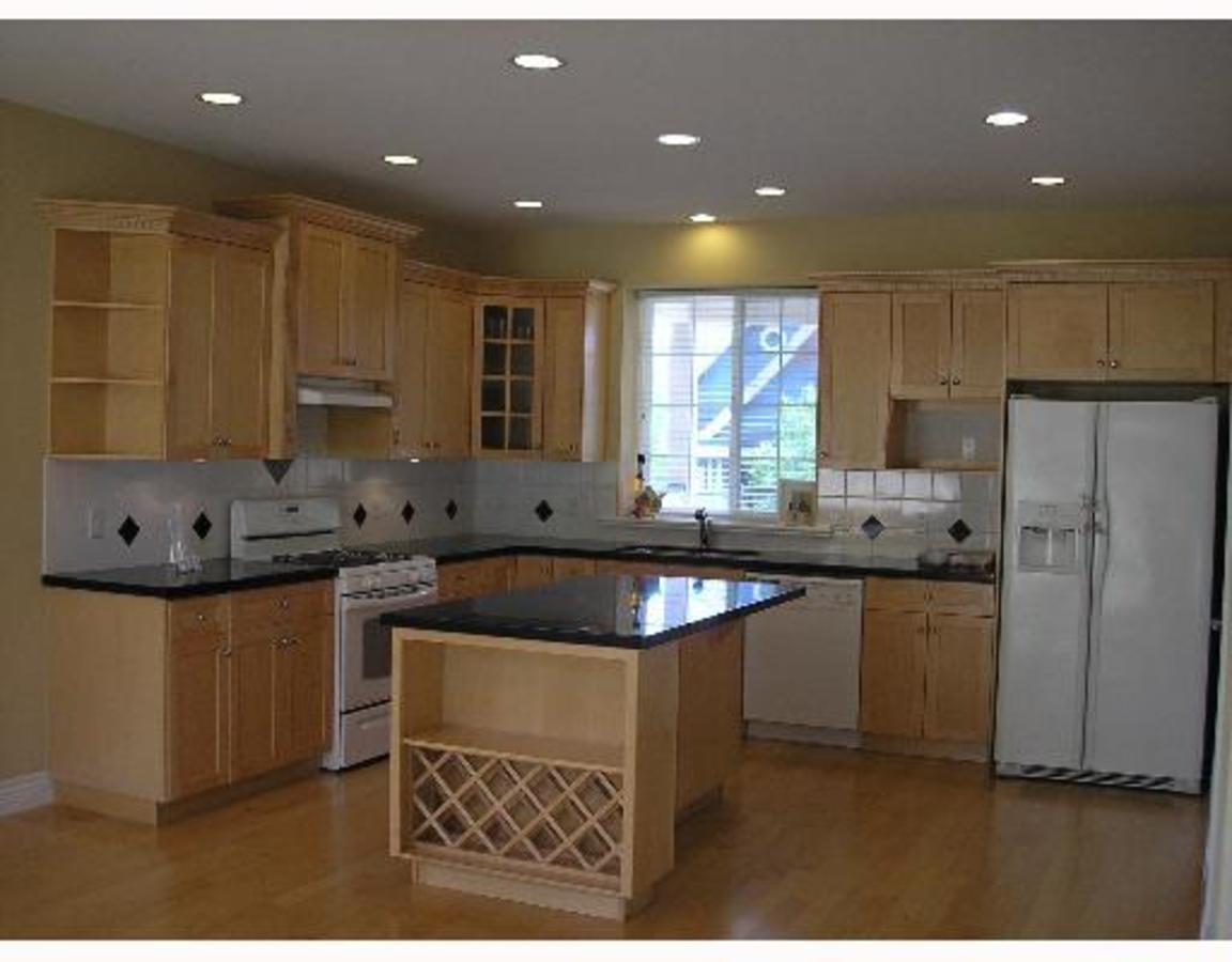 Kitchen at 3186 Caulfield Road, Coquitlam Center, Coquitlam