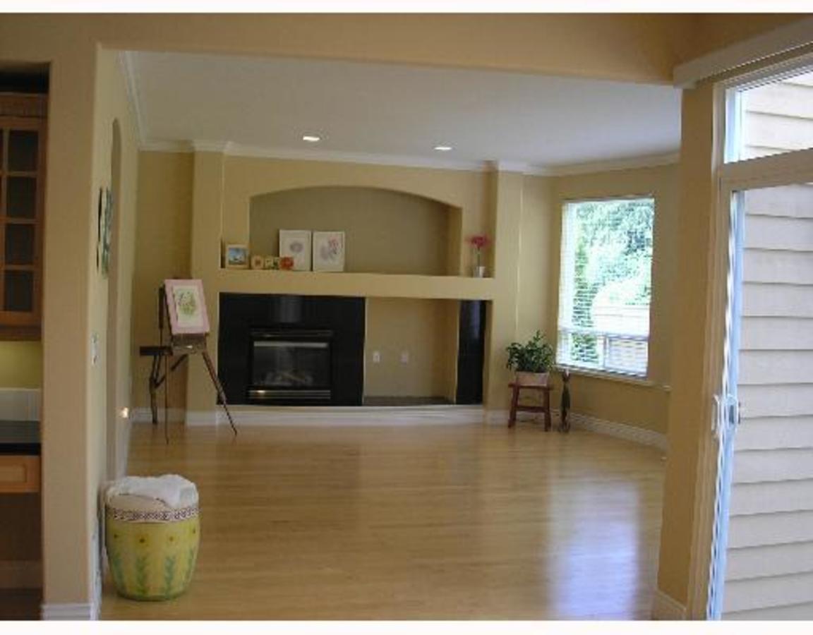 Living Room at 3186 Caulfield Road, Coquitlam Center, Coquitlam