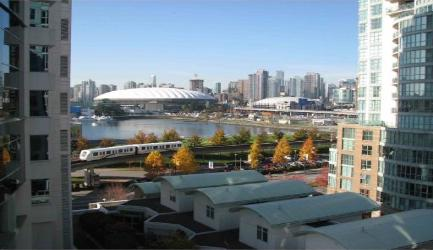 #805 - 1255 Main Street, Downtown, Vancouver