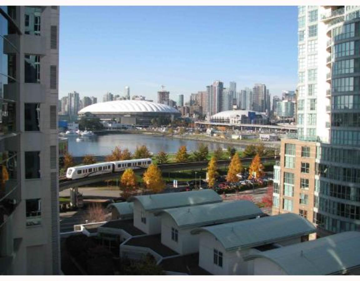 View at #805 - 1255 Main Street, Downtown, Vancouver
