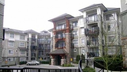 #309 - 2958 Silver Springs, Westwood Plateau, Coquitlam