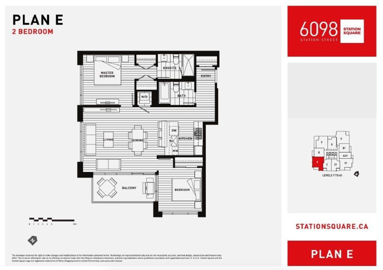 plan-e at 4102 - 6098 Station Street, Metrotown, Burnaby South