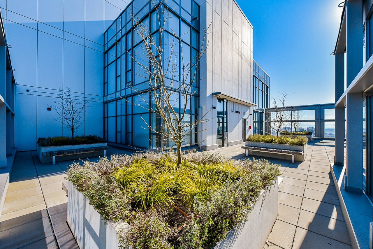 roof-1 at 4102 - 6098 Station Street, Metrotown, Burnaby South