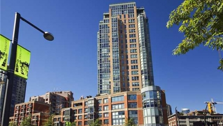 2101 - 212 Davie Street, Downtown, Vancouver