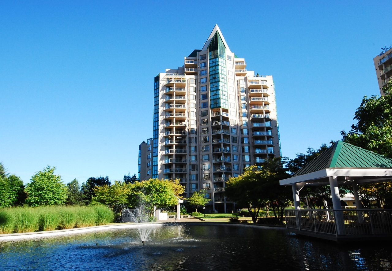pfront.jpg at 807 - 1190 Pipeline Road, Coquitlam Center, Coquitlam