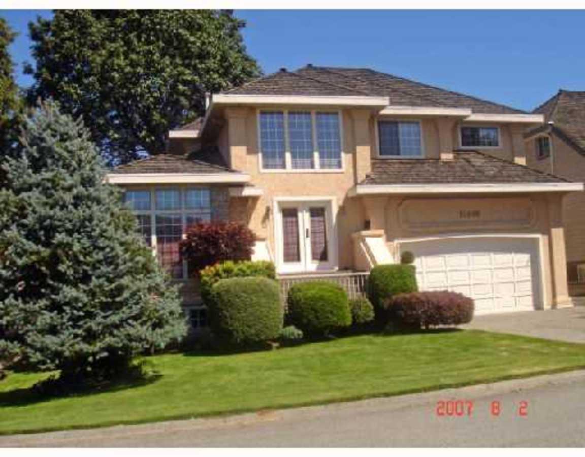 Front at 12446 205th Street, Maple Ridge