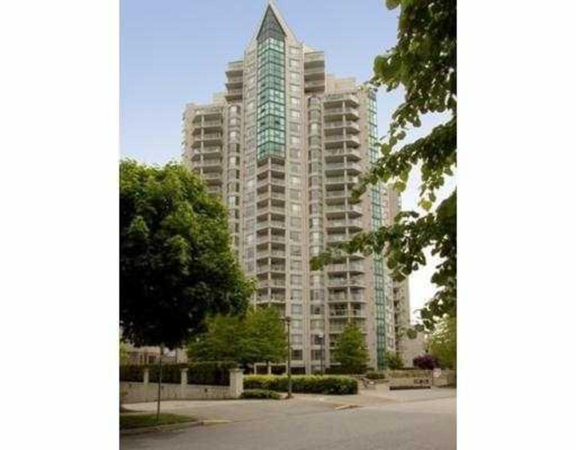 Front at 1205 - 1199 Eastwood Street, Coquitlam Center, Coquitlam