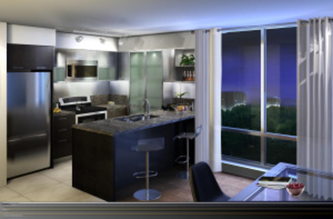 Interior at 1002 - 3030 Northern Avenue, Coquitlam Center, Coquitlam
