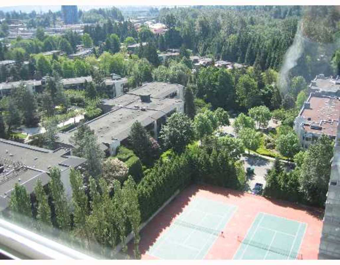 View at 1702 - 9633 Manchester Drive, Government, Burnaby