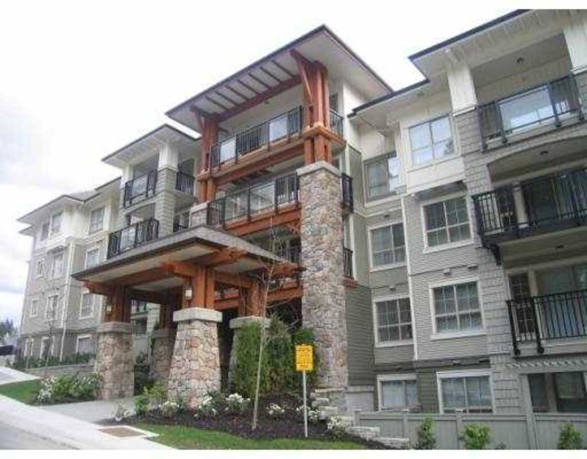 Front at 507 - 2968 Silver Springs Boulevard, Coquitlam Center, Coquitlam