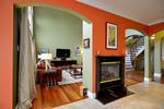436 fireplace at 436 Rahul Crescent, Moffat Farm, Ottawa