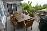 436 patio at 436 Rahul Crescent, Moffat Farm, Ottawa