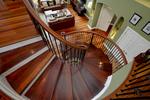 436 stairs at 436 Rahul Crescent, Moffat Farm, Ottawa
