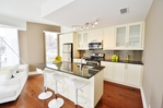 701-kitchen at #701 - 300 Lett Street, Lebreton Flats, Ottawa