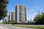 158b-exterior-3-buildings at 201 - 158B Mcarthur, Vanier, Ottawa