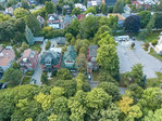 730-echo-drone-above-home at 730 Echo Drive, Old Ottawa South, Ottawa