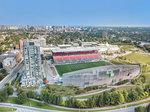 730-echo-drone-td-stadium at 730 Echo Drive, Old Ottawa South, Ottawa