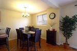 Dining Room at 237 Ridgepark, Meadowlands, Ottawa