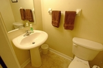 Powder Room at 237 Ridgepark, Meadowlands, Ottawa