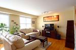 Living Room at 44 Jardin, Manor Park, Ottawa