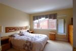 Master bedroom at 44 Jardin, Manor Park, Ottawa