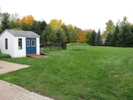 Yard at 5570 Pettapiece Crescent, Manotick Estates, Manotick