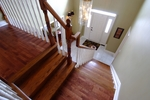 Stairs at 5570 Pettapiece Crescent, Manotick Estates, Manotick