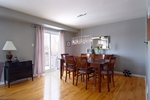 Dining Room at 4 Barnaby Pvt, Overbrook, Ottawa