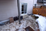 Landscaped Yard at 4 Barnaby Pvt, Overbrook, Ottawa