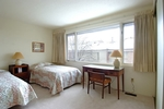 Master Bedroom at 300 Cathcart Street, Lower Town, Ottawa