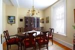 Dining Room at 108 Crichton Street, New Edinburgh, Ottawa