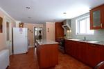 Kitchen at 108 Crichton Street, New Edinburgh, Ottawa