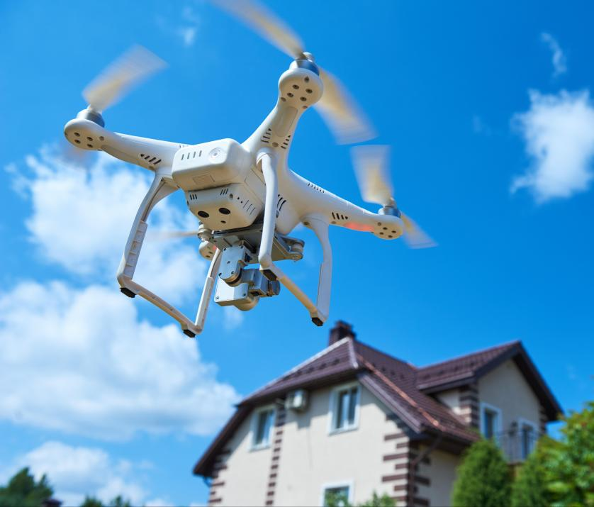 Aerial Drone Technology