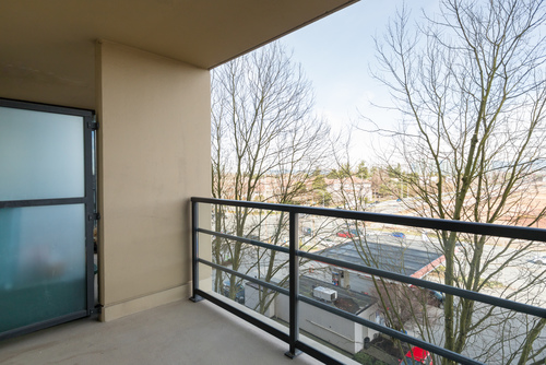 balcony1 at 606 - 9171 Ferndale Road, McLennan North, Richmond
