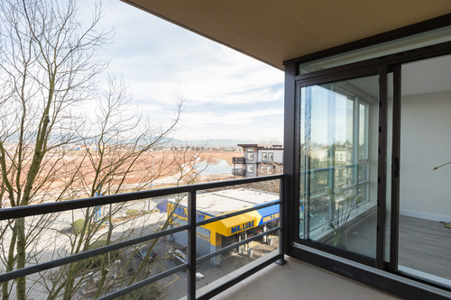 balcony2 at 606 - 9171 Ferndale Road, McLennan North, Richmond