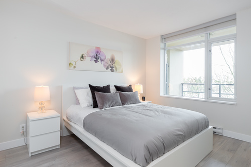bedroom1 at 606 - 9171 Ferndale Road, McLennan North, Richmond