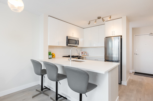 counter1 at 606 - 9171 Ferndale Road, McLennan North, Richmond