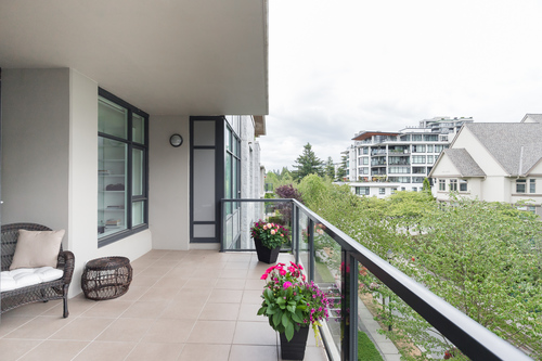 iona-balcony2 at 506 - 6063 Iona Drive, University VW, Vancouver West