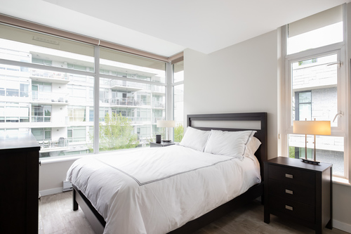 iona-bedroom at 506 - 6063 Iona Drive, University VW, Vancouver West