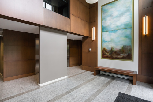 iona-lobby at 506 - 6063 Iona Drive, University VW, Vancouver West